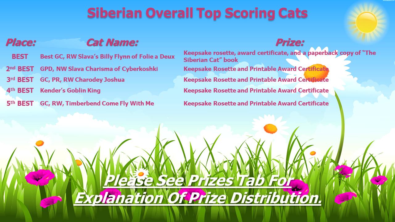 Best Overall Siberian
